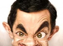 Funny Caricatures of Celebrities by Patrick Strogulski