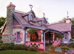 Beautiful Fairy Tales House Designs