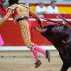 Dramatic Moments When Matadors Get Gored by a Bull