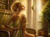 Grown-up Fairytale Heroines by Cornacchia
