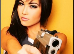 What's It About Girls With Gun?