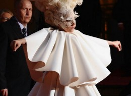 Top 20 Lady Gaga Crazy Fashion Style Photos
