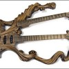 30 Most Bizarre & Weirdest Guitars Ever