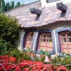 10 Amazing Houses Inspired By Favorite Cartoons