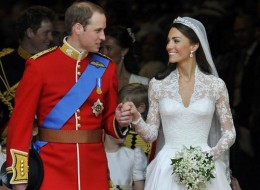 ROYAL WEDDING: Prince William & Kate Middleton