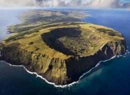 20 Mind-Blowing Aerial Photos Around The World