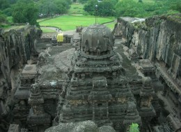 Amazing Cliff Temples of India – The Ellora Caves