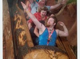 20 Hilarious Photos From Disney World's Splash Mountain