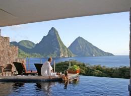 Jade Mountain St. Lucia: Extraordinary Place In The Empire Of Enjoyment!