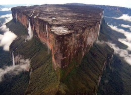 Mount Roraima: An Island Forgotten by Time