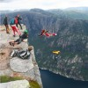 The Craziest Cliffs In Norway