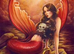 Irresistibly But Dangerous Mermaids
