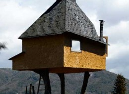 6 Designer Tree Houses You'd Love to Live In