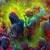 Paint War in Berlin: Explosions of Race & Color