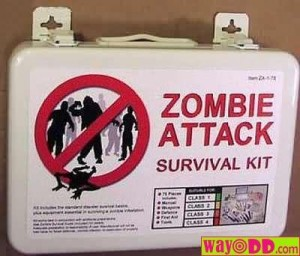 zombie attack 300x256 Attack of the Zombie   To Do List