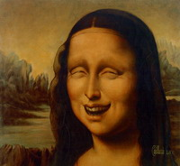 monalisa Laughter: Healthy Spirit with Healty Hummor