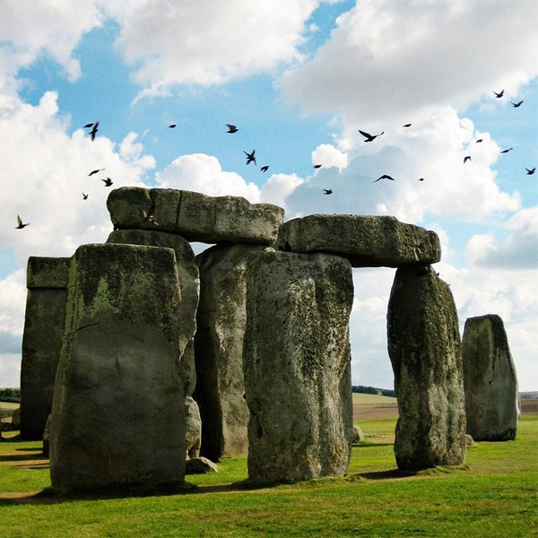 Mysterious Places Stonehenge