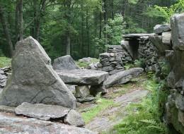 America has its own Stonehenge: New England, USA
