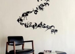 How to: Turn Your Walls into Artistic Expressions