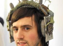 12 Hilarious & Unusual Headphones Designs
