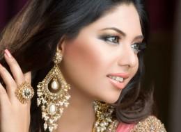 Most Beautiful Pakistani Model – Sunita Marshal