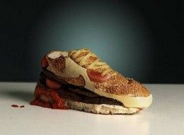 Are You Hungry? Do You Want A Sneakers-sandwich?!
