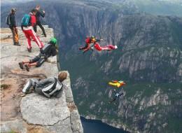 The Craziest Cliffs In Norway