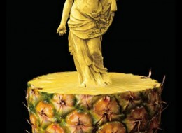 10 Amazing Edible Sculptures Carved In Fruit